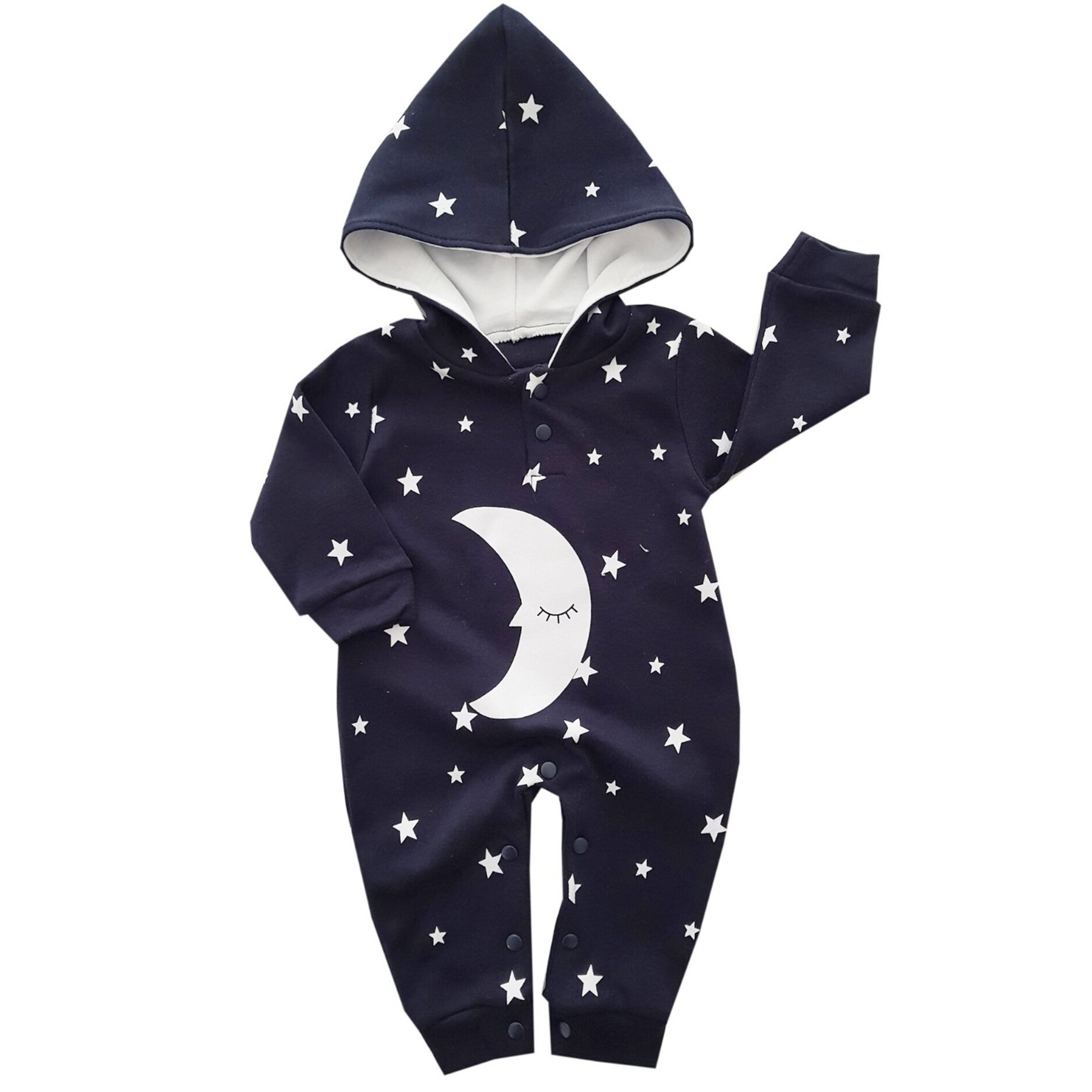 Laci Moon Star Jumpsuit