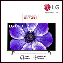 Televisor LG 50' Pulgadas, Television, Smart TV webOS 5.0 UHD 4K Procesador Quad Core 4K LED, HDR10 Pro, HLG, Ultra Surround