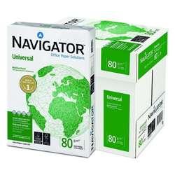 Navigator Papier Universele 5 Packs X 500 Vellen. A4 80gsm