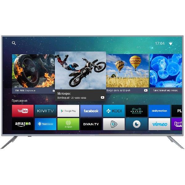 21990.0руб. |4K (UHD) телевизор KIVI 43U700GR|Светодиодный телевизор| |  - AliExpress