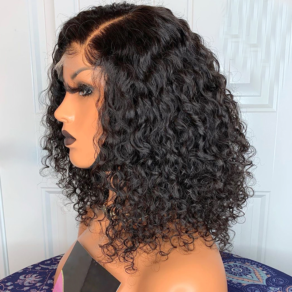 Deep Water Wave 13x4 Lace Frontal Wig 1