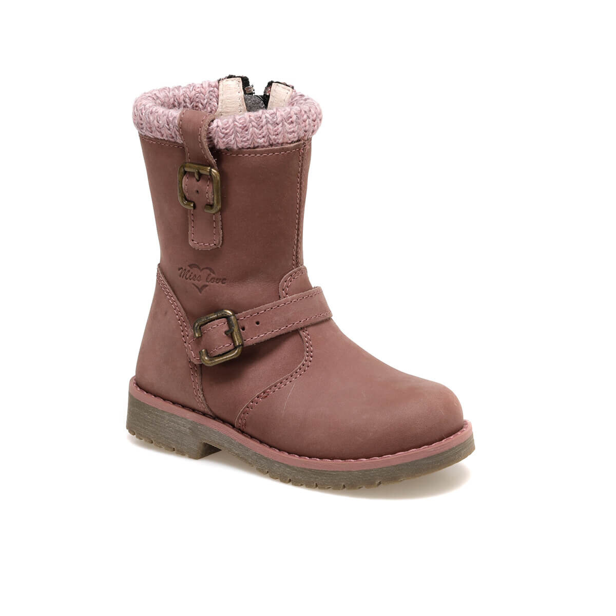 FLO 2833D31-M Damson Female Child Boots Kifidis
