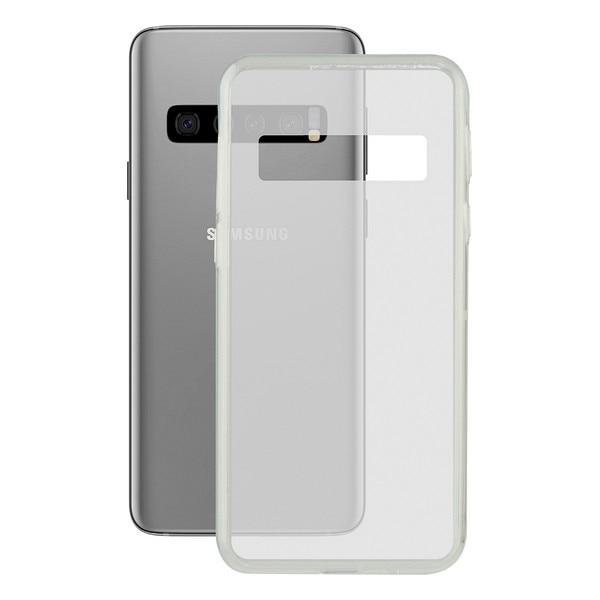 Mobile cover Samsung Galaxy S10+ Contact Flex TPU Transparent   - title=