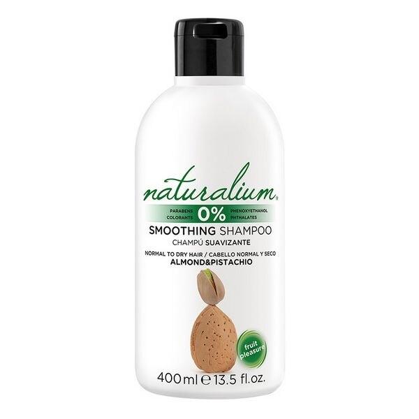 Moisturizing Shampoo Almond & Pistachio Naturalium (400 Ml)