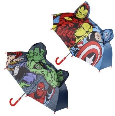 Handbook Umbrella Pop-Up Avengers Marvel 45 Cm.