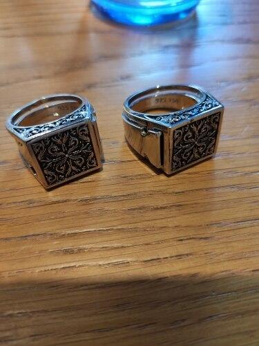 טבעת לגבר ויקינג דגם 0402 photo review
