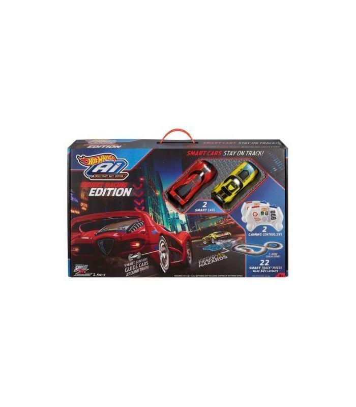 Track Hot Wheels 2 Car R/C Urban Racing Toy Store