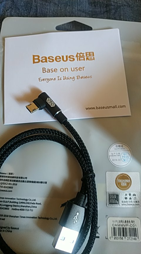 Baseus Micro USB Cable Reversible 2A Fast Charge Data Sync Microusb Cable For Xiaomi Redmi 4x Note 4  Android Mobile Phone Cable|Mobile Phone Cables|   - AliExpress