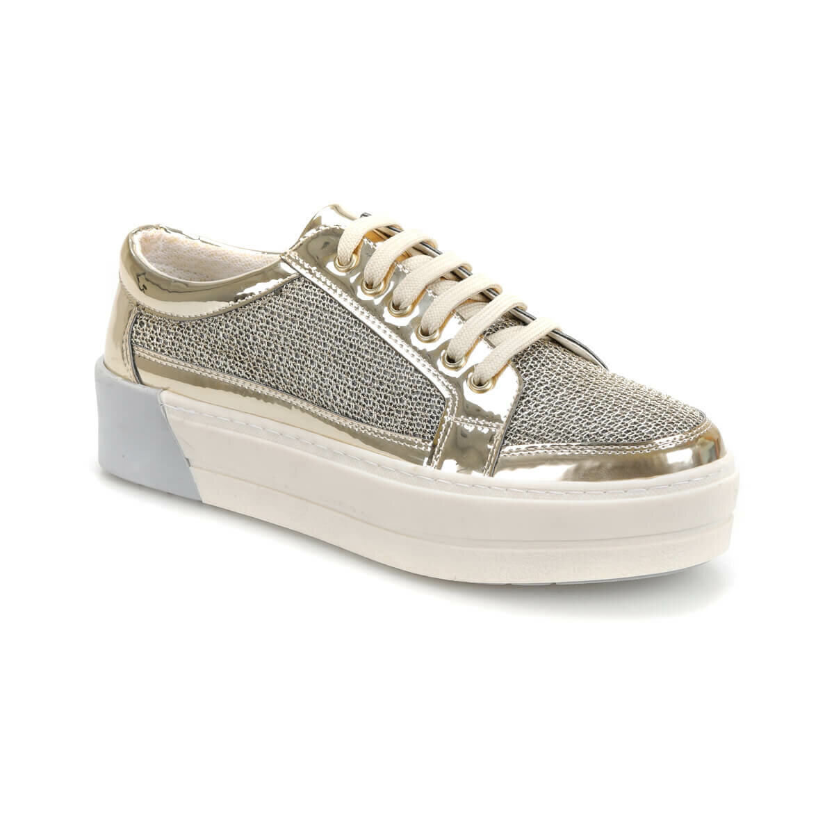 FLO 19S-100 Gold Women 'S Sneaker Shoes BUTIGO