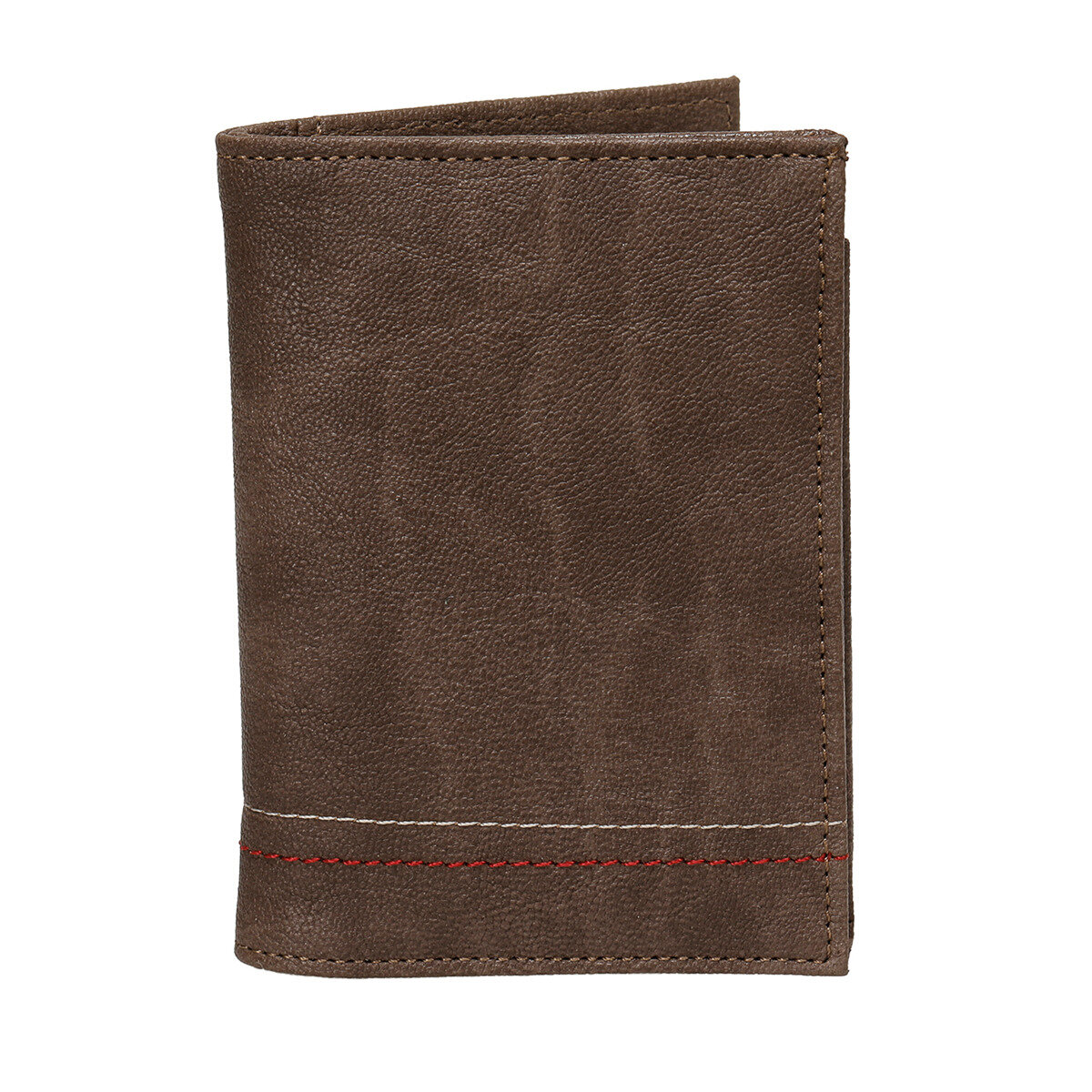 FLO PB SADDLE-STITCH CZDN Brown Men 'S Wallet Oxide