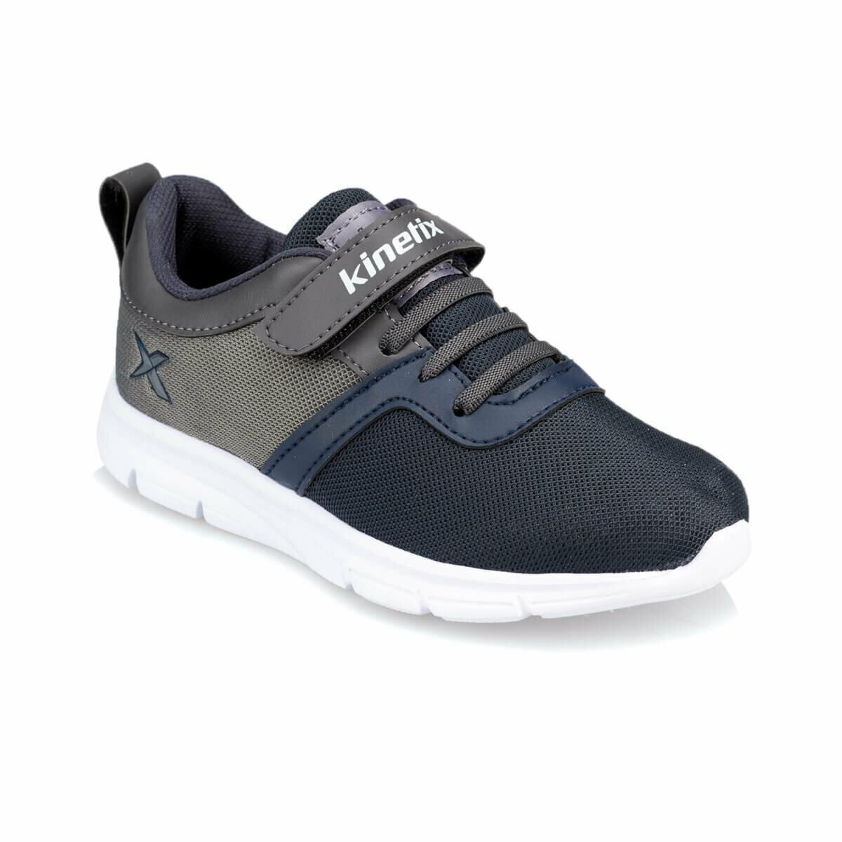 FLO PHOENIX Navy Blue Male Child Hiking Shoes KINETIX