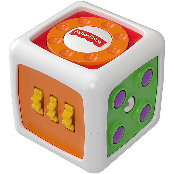 Toy Fisher-Price My First Cube Fidget