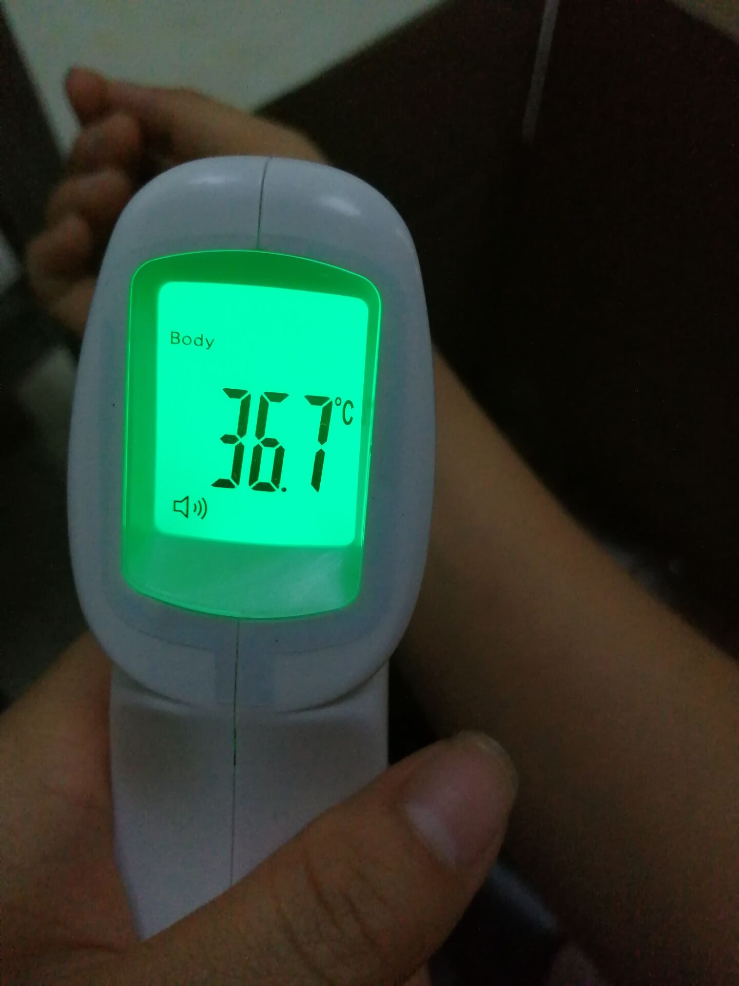 Non-contact  Infrared Thermometer For Human Body