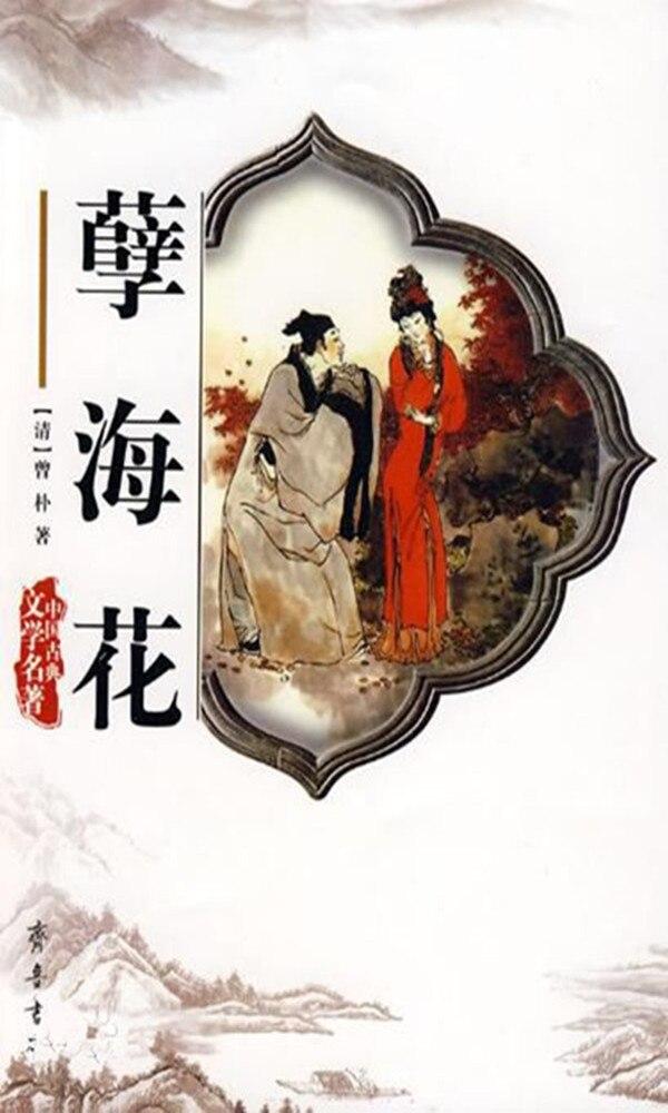 《孽海花》封面图片