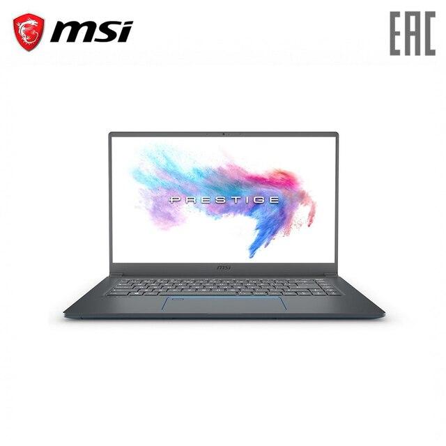 "Игровой ноутбук MSI PS63 8RC-055RU 15.6"" FHD IPS 60Hz/ i7-8565U/8GB/256GB SSD/GTX 1050, 4GB GDDR5/Win 10 Grey (9S7-16S111-055)"