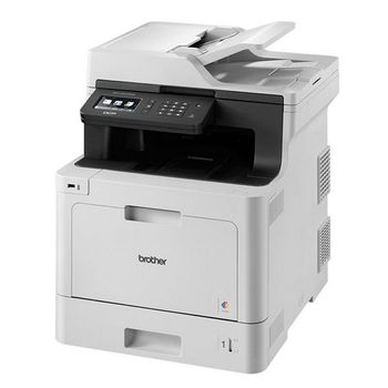 Multifunction Printer Brother FEMMLA0093 DCPL8410CDWT1BOM 31 ppm 256MB Dual/WIFI