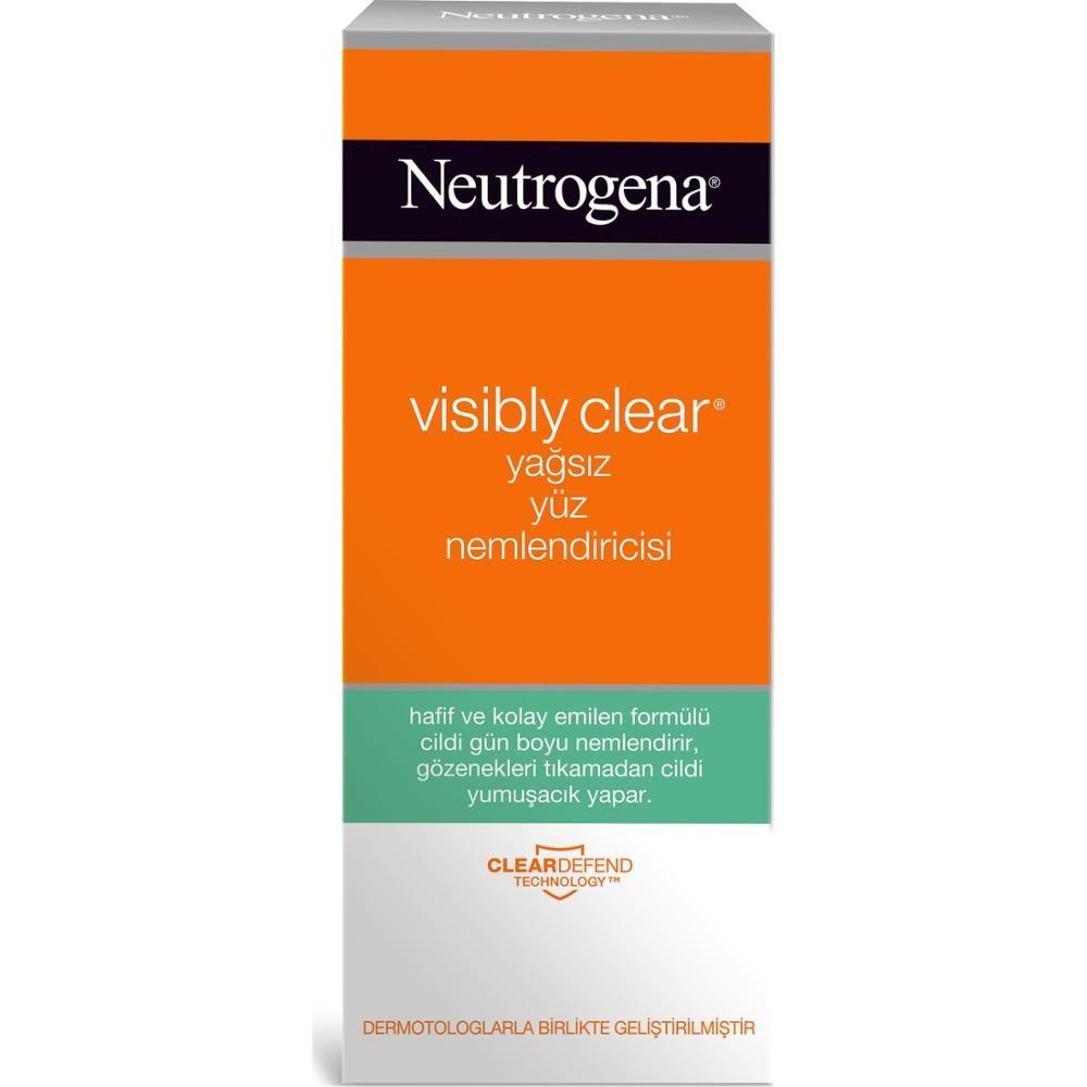 Neutrogena Visibly Clear Moisturizer 50 Ml