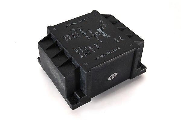PU4820B мощность 40 ва вход 2*115 в Выход 2*15 в Инкапсулированный трансформатор PCB СВАРОЧНЫЙ плоский трансформатор