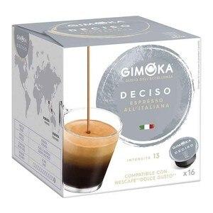 Espresso Deciso Gimoka, Dolce Gusto®Compatible 16 capsules