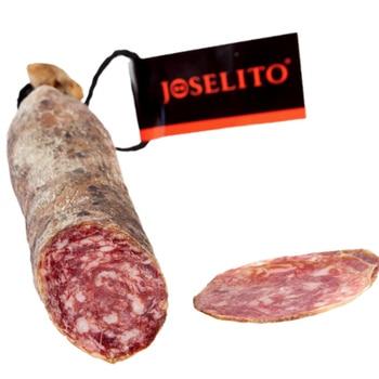 Joselito/Salami/salicón Vela / 1 piece/250g/inlay/Spain