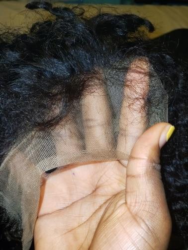 -- Peruca Mulheres Natural