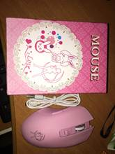The mouse is just super, it works so far. Recently took from the post office. Delivery wou