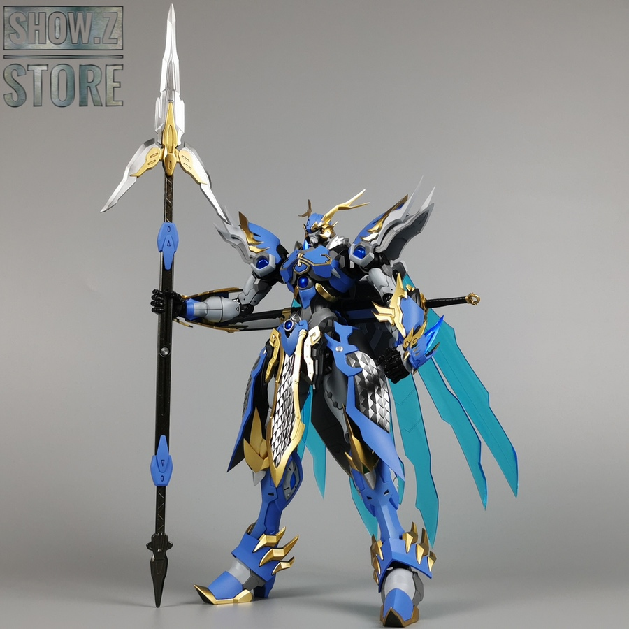 [Show.Z Store] Wushuang Model WS MJ01 MJ-01 Zhao Yun Zilong Zi Long Action Figure