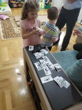 The child is delighted, the main thing is that immediately there is a photo, you can give