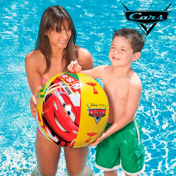 Cars Inflatable Ball