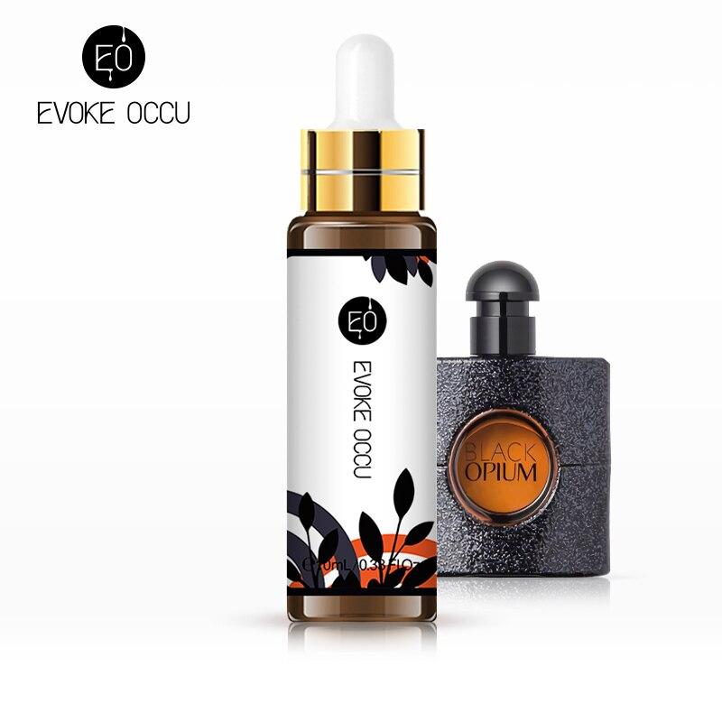 Schwarz Opium Coconut Vanilla Duft Öl 10ML Parfüm Diffusor Ätherisches Öl Engel Jadore Moschus Erdbeere Schokolade Milch Öl