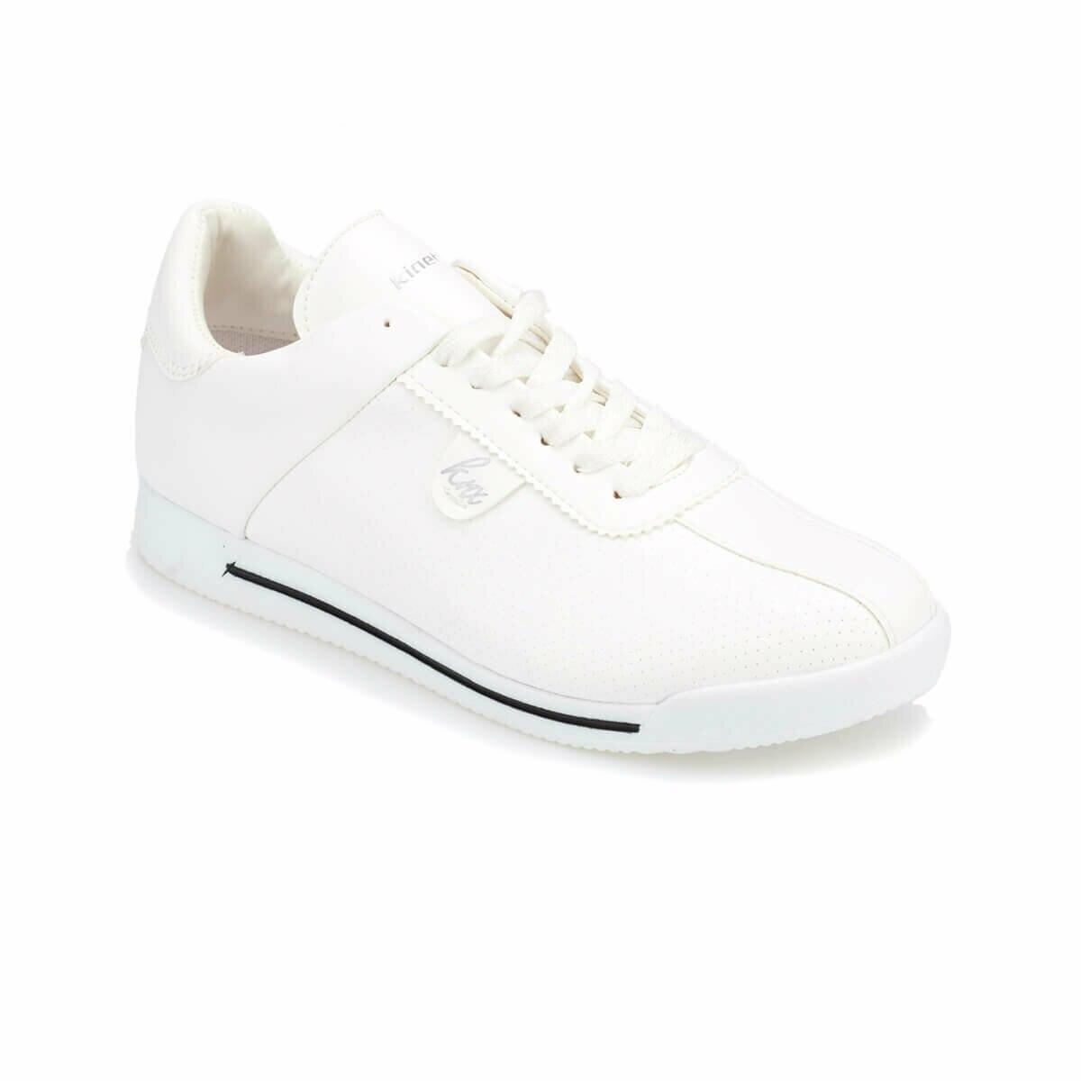 FLO TARES White Women 'S Sneaker Shoes KINETIX