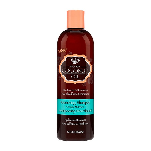 Nourishing Shampoo Monoi Coconut Oil HASK (355 Ml)