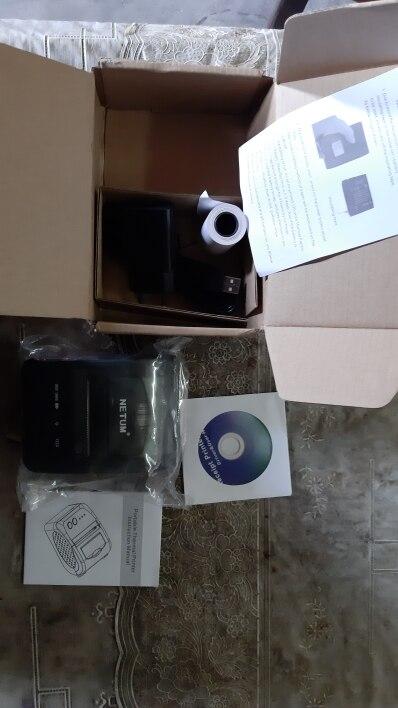 -- Bluetooth Impressora Recibos