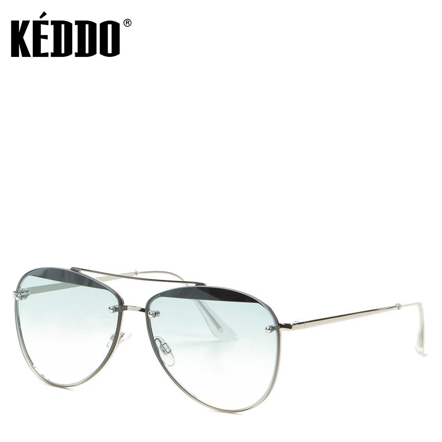 Women's Sunglasses Green Keddo