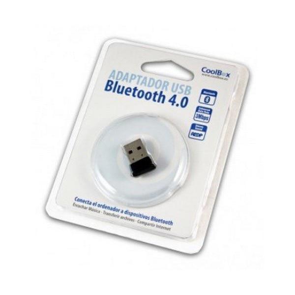 Mini Bluetooth Receiver CoolBox COO-BLU4M-15 15 M Black