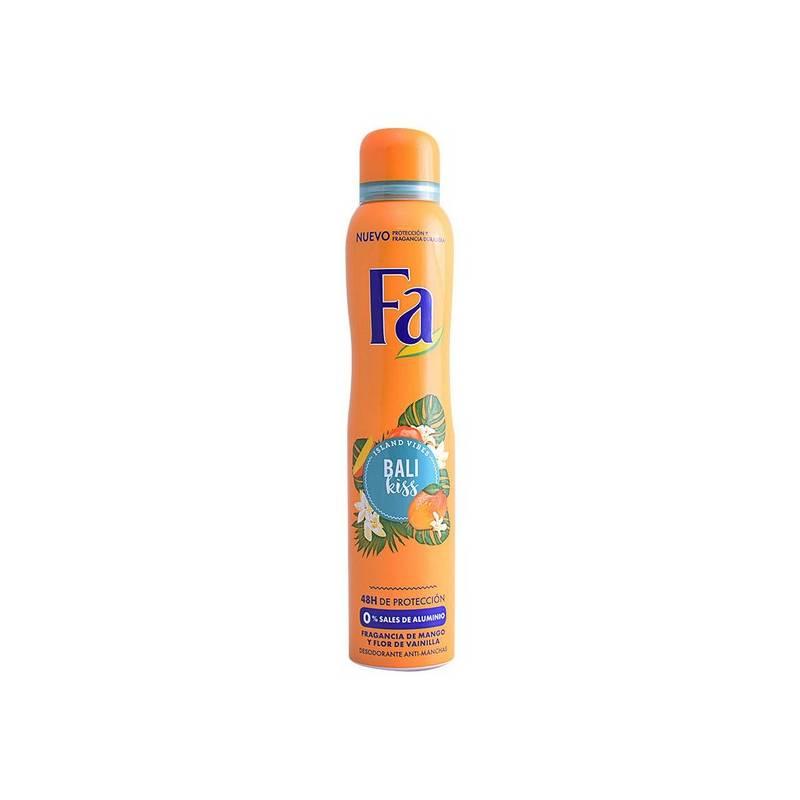 Deodorant Spray Bali Kiss FA (200 Ml)