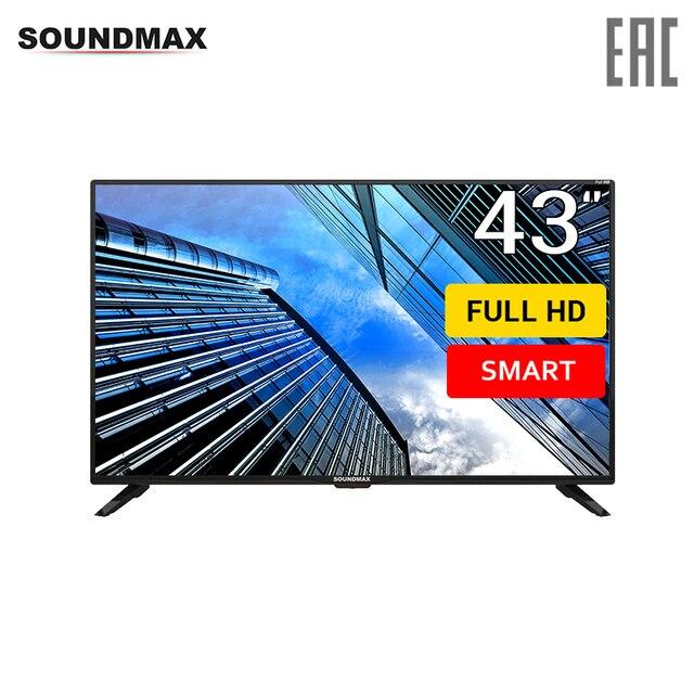 """Телевизор 43"""" Soundmax SM-LED43M01S FullHD SmartTV"""