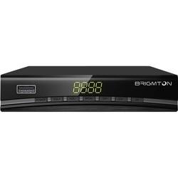 Tuner TDT BRIGMTON BTDT2-918 Full HD USB HDMI czarny