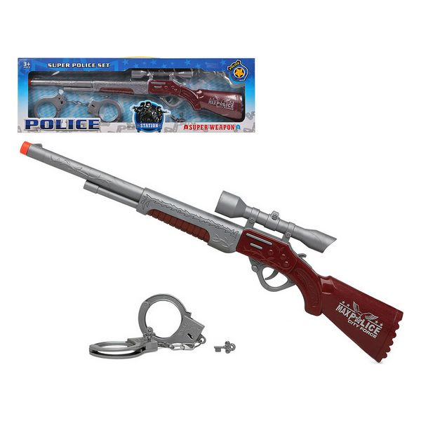 Police Set Super Weapon 111506 (2 Pcs)