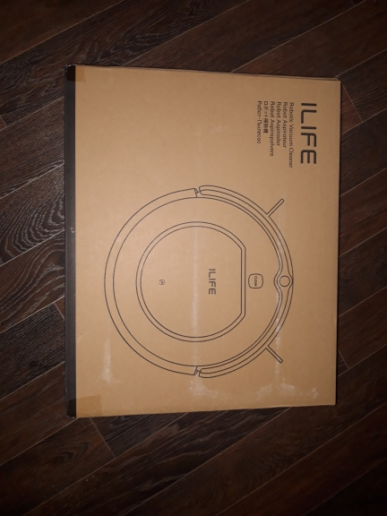 Robot vacuum cleaner iLife v55 pro for dry and wet cleaning vacuum wireless Molnia|Vacuum Cleaners|   - AliExpress