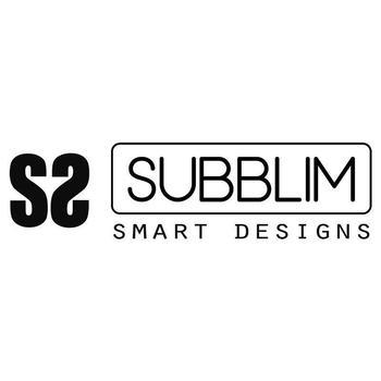 Subblim backpack Business Lock 16