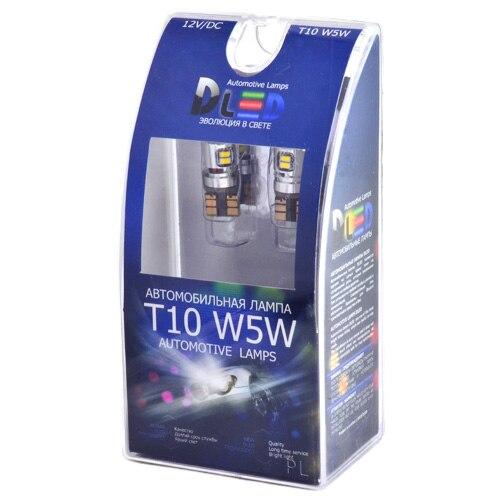 Lampe phare automobile t10-w5w-10 SMD 3014 | 1 pièce avec un truc