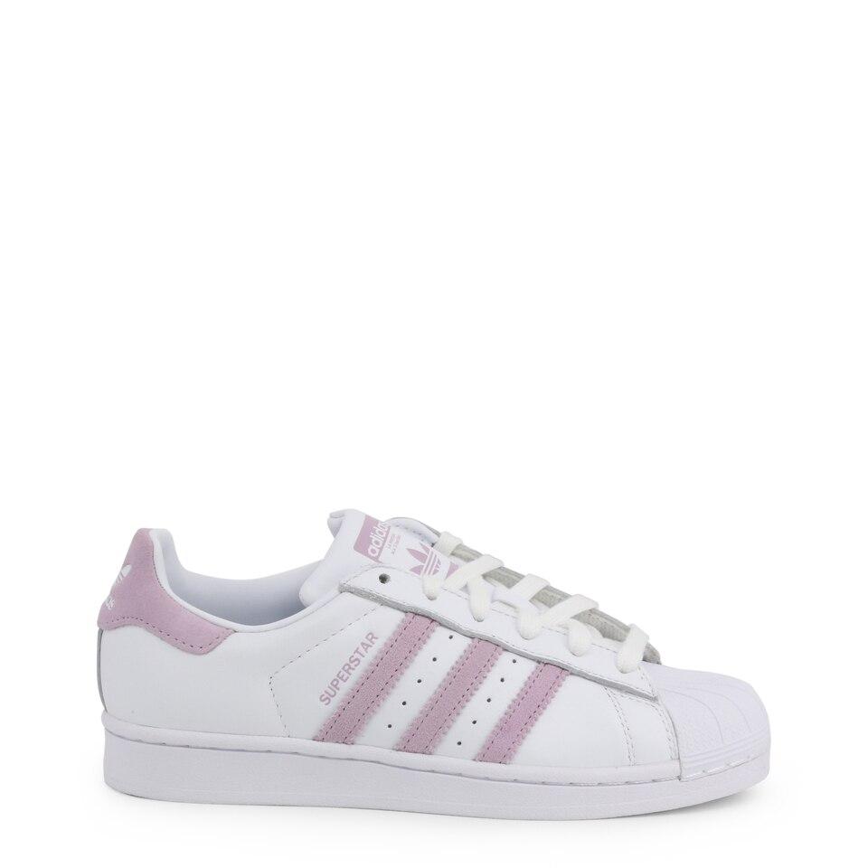Adidas Superstar mujer 104281 blanco. Color: blanco, tamaño ...