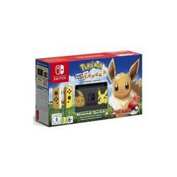 Nintendo Switch Let's Go Eevee Edition Nintendo 6,2 LCD 32 GB HDMI Negro Amarillo
