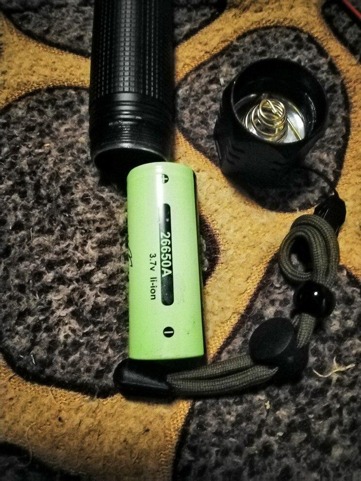 -- Lanterna Tático Bateria