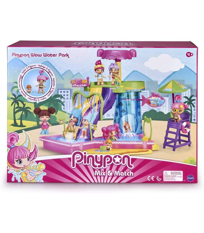 Pinypon Wow Water Park Toy Store