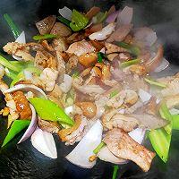 青椒炒猪杂的做法图解9