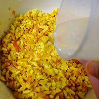 与众不同的糖渍酒香橙皮丁(不去白瓤)的做法图解9