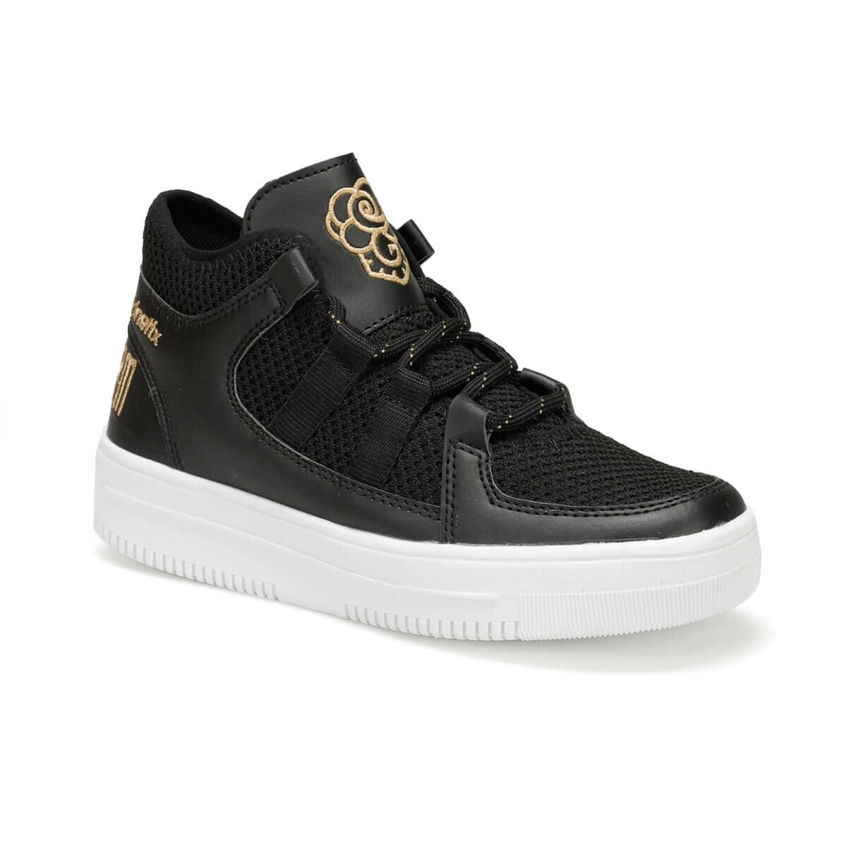 FLO GAZAPIZM Black Men 'S Sneaker Shoes KINETIX