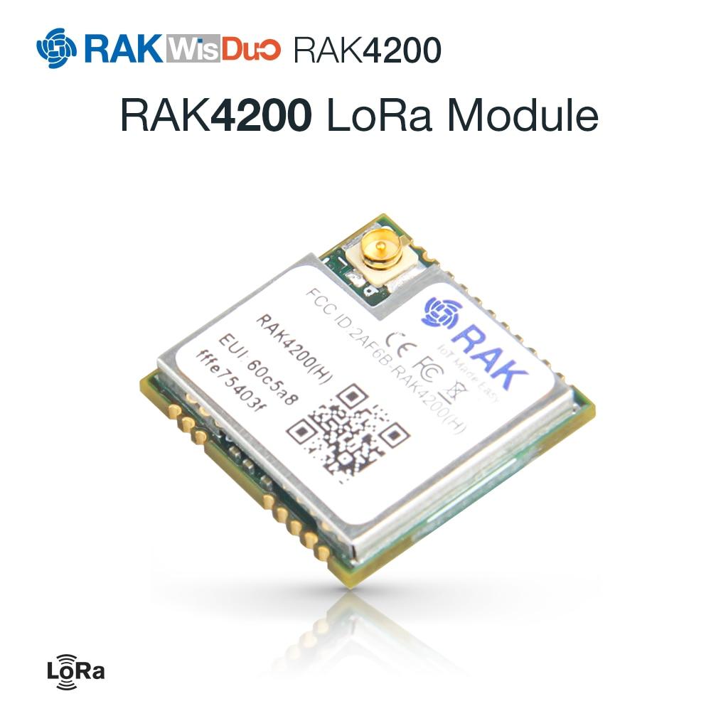 RAK4200 LoRa Module | Based On Microchip's STM32L071 MCU | SX1276 Chip